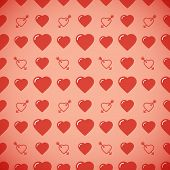 pic of avow  - Lovely heart romantic pattern - JPG