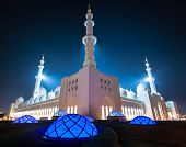 pic of emirates  - Grand Mosque - JPG