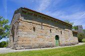 image of chapels  - Sao Miguel Chapel and the Guimaraes Castle - JPG