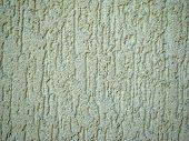 stock photo of homogeneous  - decorative plaster bark beetlebeige color is used for decorating walls - JPG