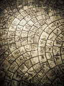 image of paving  - Paving Stone Pattern Elements , texture or background
