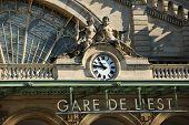 pic of gare  - Gare de l - JPG