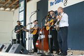 Bluegrass band 2