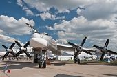 The Tupolev Tu-95