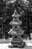 Pagoda Is Emblematic Towerlike, Solid Or Hollow Structure Made Of Stone, Brick, Or Wood. Pagodas Lan poster