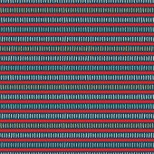 Seamless Pattern. Hand Drawn Stripes Background. Stylish Traditional Broken Horizontal Pinstripe. Gr poster