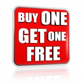 pic of free-trade  - buy one get one free button  - JPG