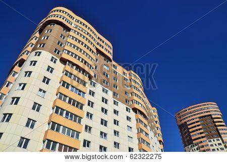 Kaliningrad New Buildings Russia
