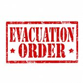 Evacuation Order-stamp