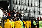 Footabll Hooligans Against Police
