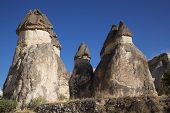 pic of chimney rock  - Fairy Chimneys rock formation nearby G - JPG