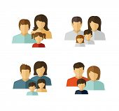 picture of avatar  - Family avatar icons - JPG