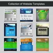 foto of differences  - Collection of Website Templates for Your Business  - JPG