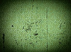 foto of linoleum  - Linoleum Wall Scratched Material Background Texture Concept - JPG