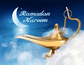stock photo of kareem  - Ramadan kareem - JPG