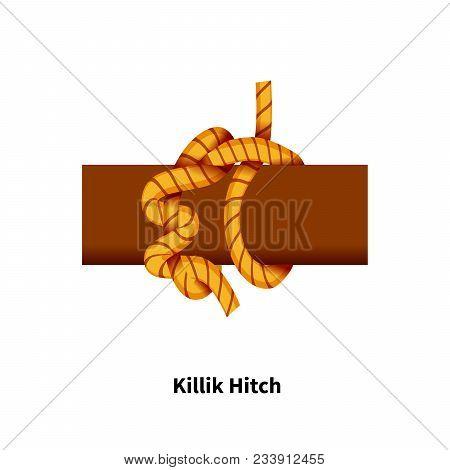 Killik Hitch Sea Knot Bright