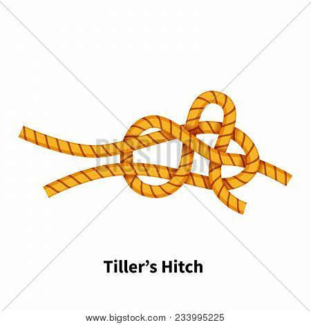 Tillers Hitch Sea Knot Bright