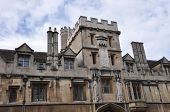 picture of higher power  - The famous Oxford University in England - JPG