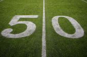 The Fifty 50 Yard Line