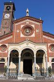 Постер, плакат: Церковь Святой Эуфемиа Милан