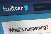 Brussel - maart 03: Twitter Hit door Hackers.