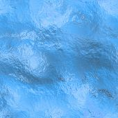 stock photo of refraction  - Seamless ice texture  - JPG