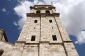 stock photo of magistrate  - Cathedral Magistral of Saints Justus and Pastor in Alcala de Henares famous Spanish town on UNESCO World Heritage List - JPG