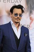 LOS ANGELES - APR 10:  Johnny Depp at the