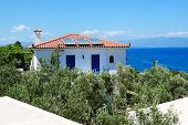 Traditional Style Villa At Luxury Hotel, Peloponnes, Greece