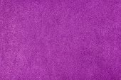 Mauve Velve Material With Smooth Soft Texture