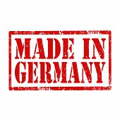 Made In Germany-stamp