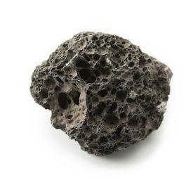 stock photo of pumice-stone  - Piece of Lava stone - JPG