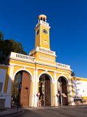 picture of arsenal  - Arsenal of Cartagena Murcia XVIII century in Spain - JPG