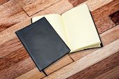 ������, ������: Leather Notebook