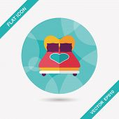 stock photo of flat-bed  - Valentine - JPG