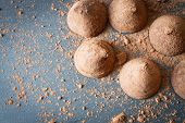 picture of truffle  - chocolate truffles as a gift sweet temptation woman he loves - JPG