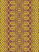 pic of aztec  - Aztec tribal mexican seamless pattern - JPG