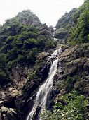 Lushan Natural Scenic Area Is Located In The Central Area Of China, Where There Are Vast Forests And poster