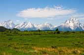Nationaal Park Grand Teton