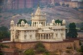 Jaswant Thada is a cenotaph located in Jodhpur, in the Indian state of Rajasthan. Jaisalmer Fort is  poster