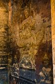 Prasat Kravan Temple Is Khmer Monument In Ancient Temple Complex Angkor Wat On Sunny Day In Siem Rea poster