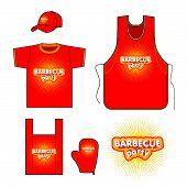 foto of bag-of-dog-food  - Barbecue party kitchen set design - JPG