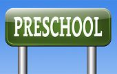 foto of playgroup  - preschool education kindergarten nursery school or playgroup  - JPG