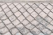stock photo of sari  - concrete roof at taman sari water castle  - JPG