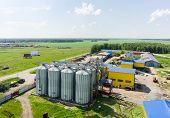 stock photo of threshing  - Novikova - JPG