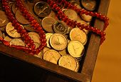 image of prayer beads  - Charity during holy month of Ramadan - JPG