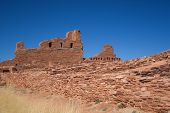 Abo Pueblo Ruins, Central New Mexico