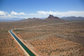 pic of pima  - Central Arizona Project  - JPG
