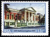 Postage Stamp South Africa 1985 Cape Parliament Centenary