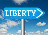 foto of freedom speech  - liberty freedom democracy and human rights free of speech  - JPG